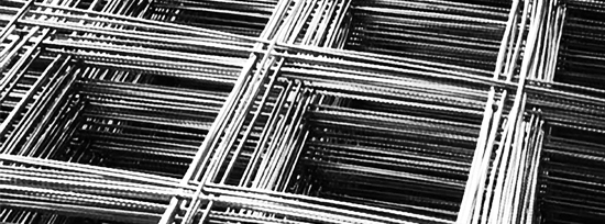 Malla electrosoldada acero bsv for Malla de construccion